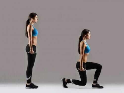 як робити антицелюлітні вправи