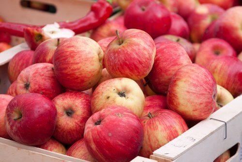 яблука для покращення роботи печінки