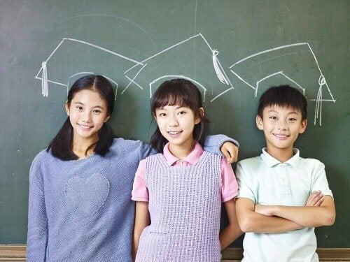 чому японські діти слухняні