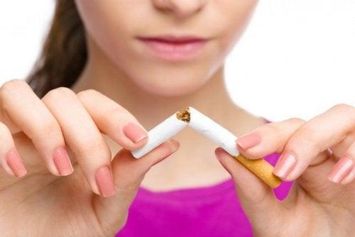 Що відбувається, якщо припинити курити