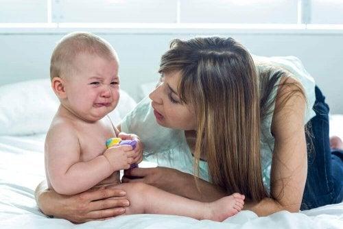 Шкідливі наслідки фізичного покарання дітей
