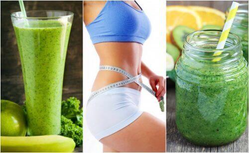 Зелені соки для схуднення: 5 рецептів