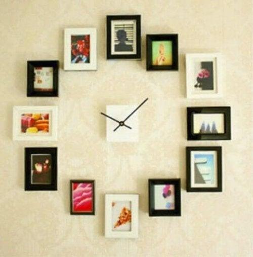 годинник з фотографій