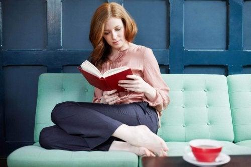 переваги читання на ніч