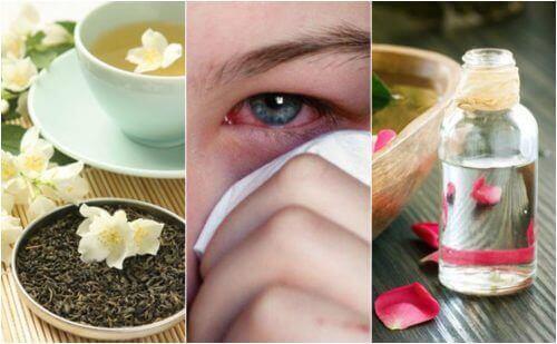5 натуральних засобів, щоб вилікувати очні інфекції