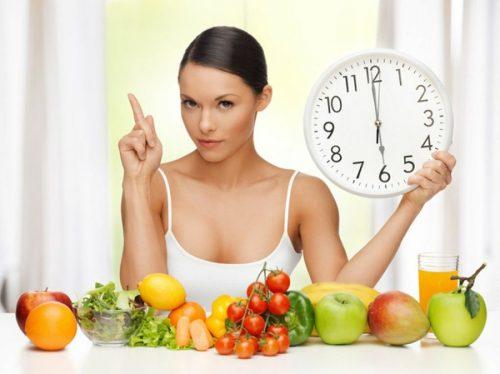 Коли краще їсти певні види продуктів?