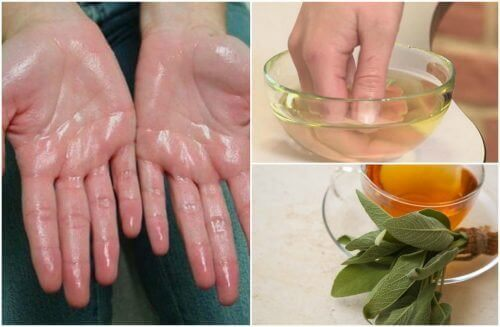 7 натуральних засобів, щоб вилікувати спітнілі долоні