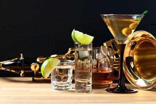 вплив алкоголю на організм