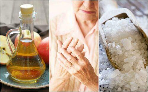 6 натуральних засобів для лікування артриту на руках