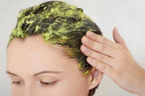маска для волосся з авокадо