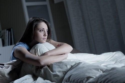 різні типи безсоння