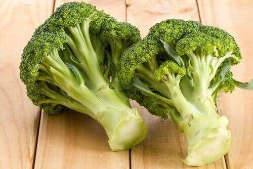 броколі допомагають посилити мозкову активність