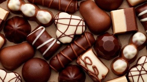 печія через шоколад