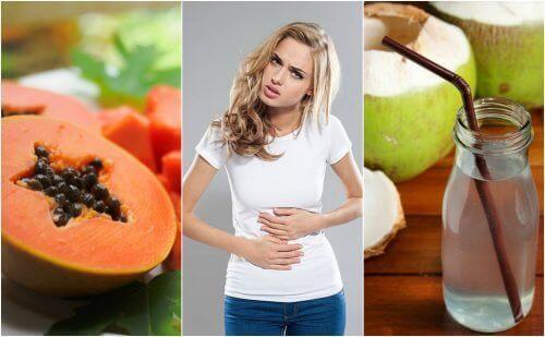 7 фруктів, щоб полегшити симптоми гастриту вдома