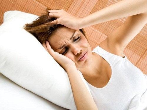 Як лікувати головний біль без ліків