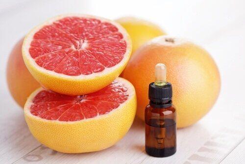 грейпфрут для лікування герпесу