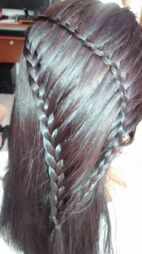 коси допомагають не мити волосся щодня