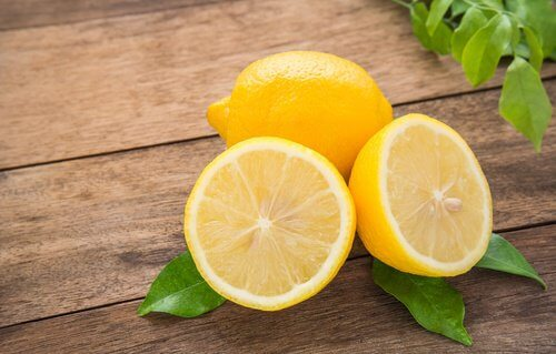 лимон від надмірної пітливості