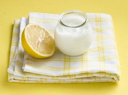 як використати переваги маски з йогуртом