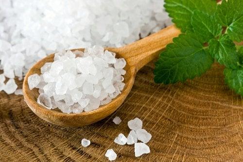 морська сіль для лікування герпесу