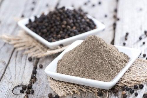 перець допоможе замінити сіль
