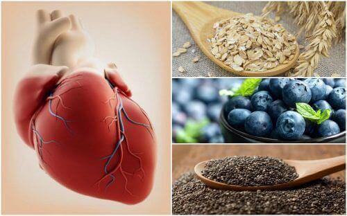 Які продукти для захисту серця потрібно їсти