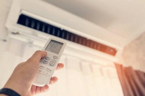 якою має бути температура кондиціонеру