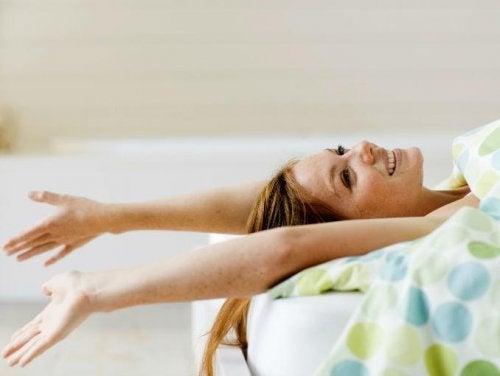 вправи допомагають зарядитися енергією