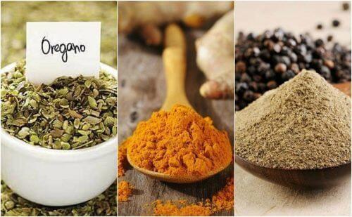 8 спецій, які можуть замінити сіль