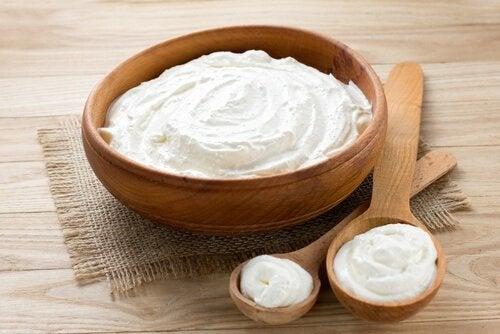 натуральний йогурт від герпесу