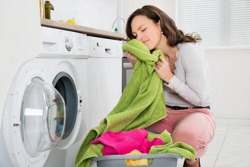Як усунути поганий запах з рушників