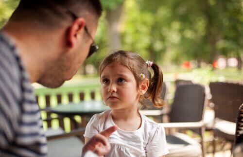 Як виростити здорову дитину: не зривайтеся на ній!