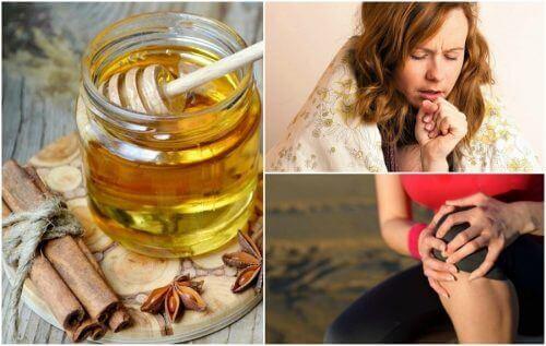 Лікувальні переваги кориці та меду