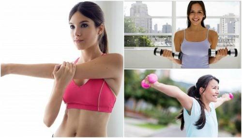 Легкі та корисні вправи для міцних грудей