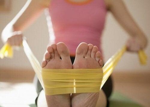 сильні ноги за допомогою вправ