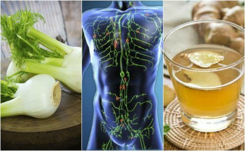 6 натуральних засобів для очищення лімфатичної системи