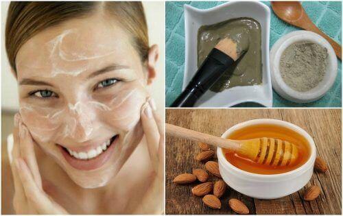 5 натуральних засобів, щоб зменшити розмір пор