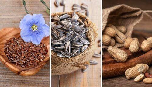 Їстівне насіння та його неймовірні властивості