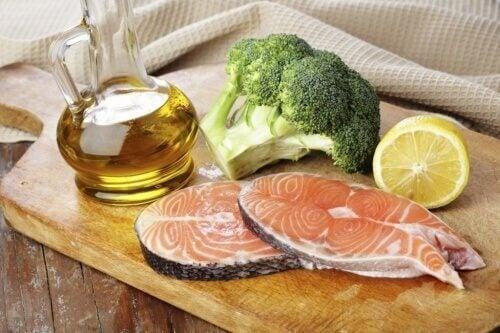 омега-3 щоб контролювати рівень холестерину