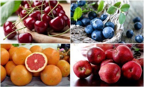 7 фруктів для виведення сечової кислоти