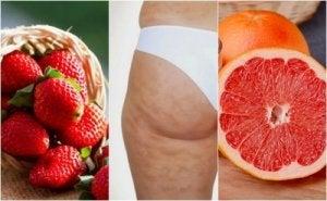 Корисні фрукти для зменшення целюліту