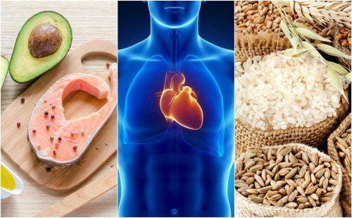 Харчові звички для покращення роботи серця