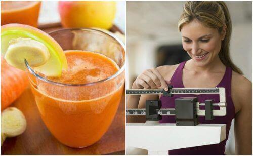 6 причин вживати імбирно-морквяний сік