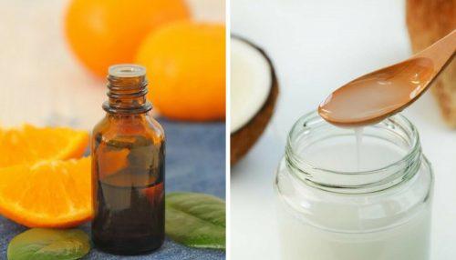 Ефірна олія кокоса та цитрусових для зволоженої, м'якої та чистої шкіри