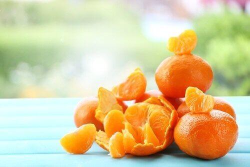 мандариновий джем для зміцнення імунної системи