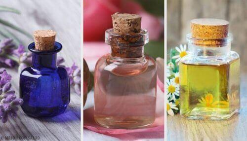 Найкращі ефірні олії для краси