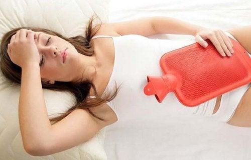 розслаблення для зменшення болю під час овуляції