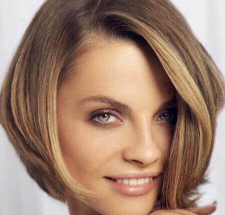витягнуте обличчя: стилі вкладання волосся