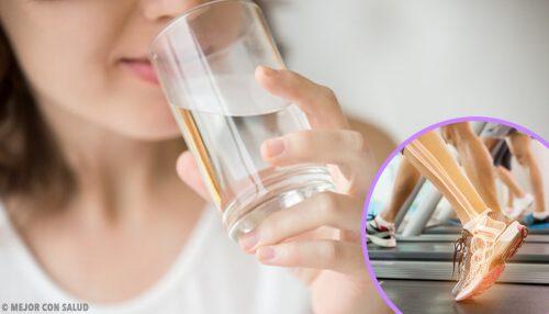 Наслідки недостатнього вживання води