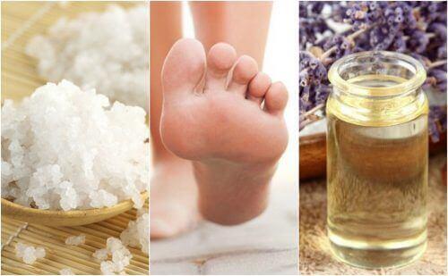 5 домашніх засобів, які вилікують плантарний фасциїт